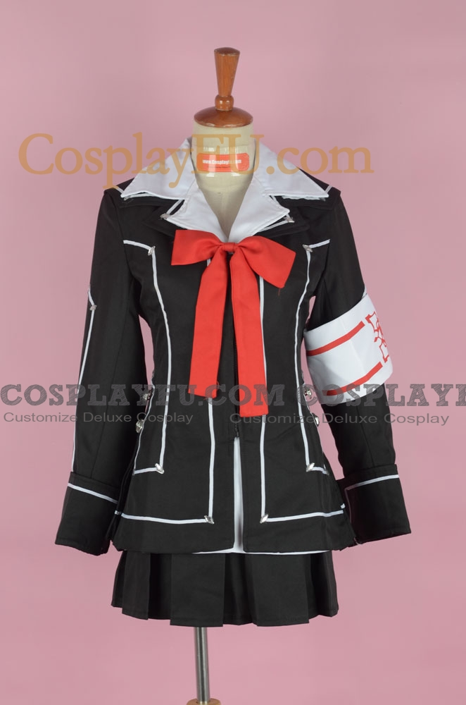 Vampire Knight Yūki Cross Kostüme (Day Class Uniform 2nd)