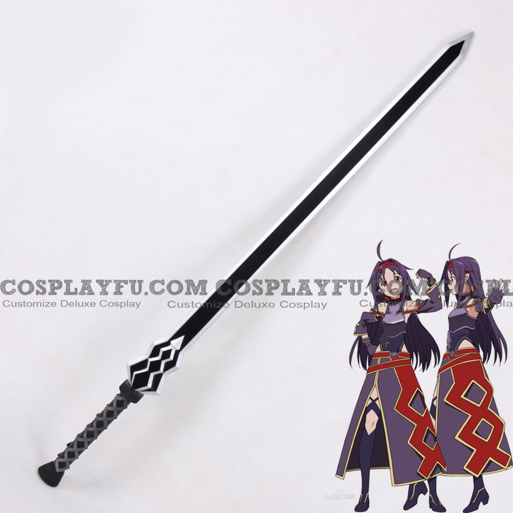 Yuki Sword from Sword Art Online