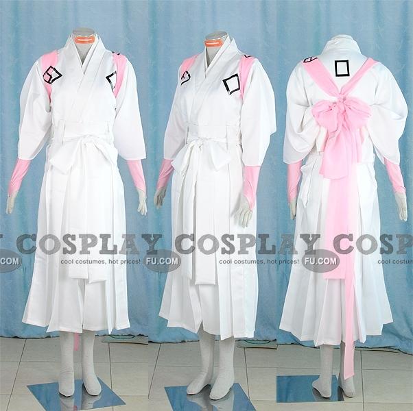 Yukimura Cosplay Costume from Kekkaishi