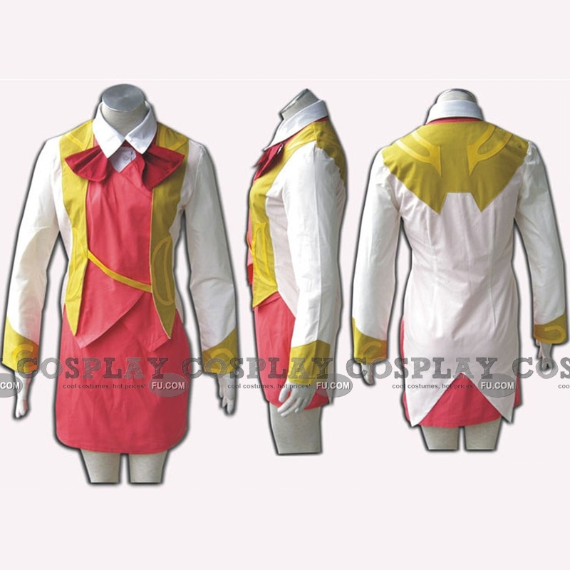 Yukino Cosplay Costume from My Otome
