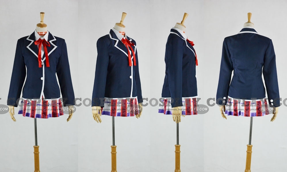 Yukino Cosplay Costume from My Teen Romantic Comedy SNAFU