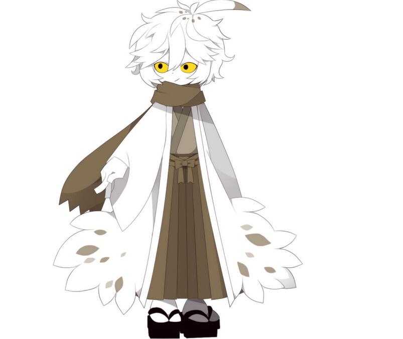 Ice Scream Yukisada Costume
