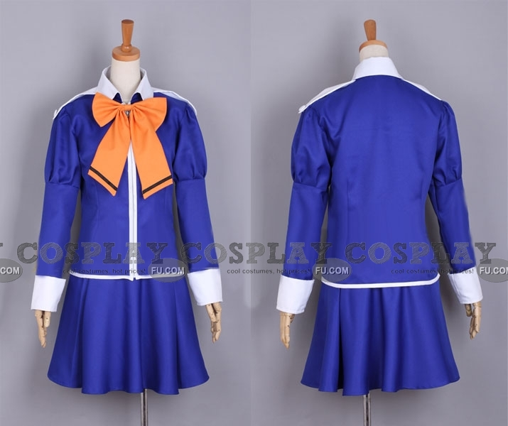 Yukishiro Cosplay Costume from Momogumi Plus Senki