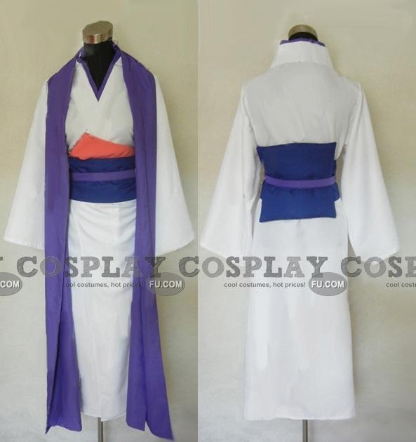 Yukishiro Cosplay Costume from Rurouni Kenshin