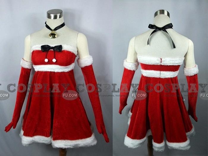Yume Cosplay Costume (Dream Christmas) from Da Capo