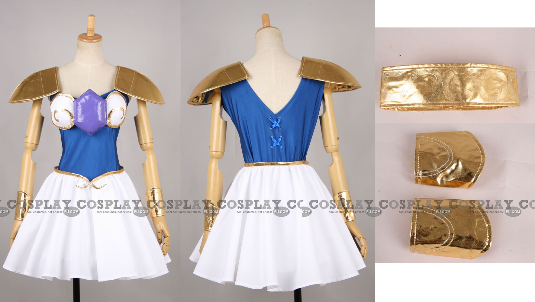 Yuri Cosplay Costume from Wedding Peach