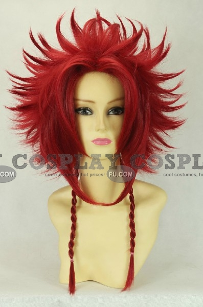 Yusuke Wig from Brothers Conflict
