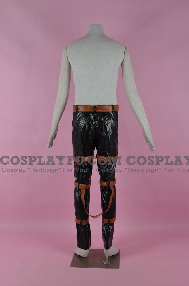 Custom Yuta Cosplay Costume (Dark Flame Master) from ...