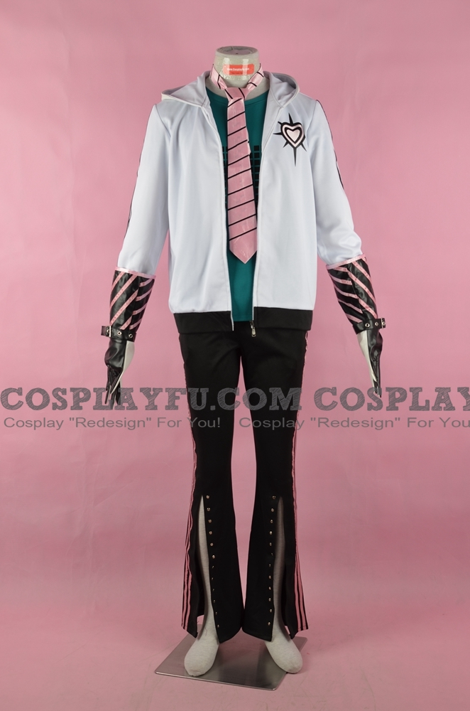 Vocaloid Yuma Costume