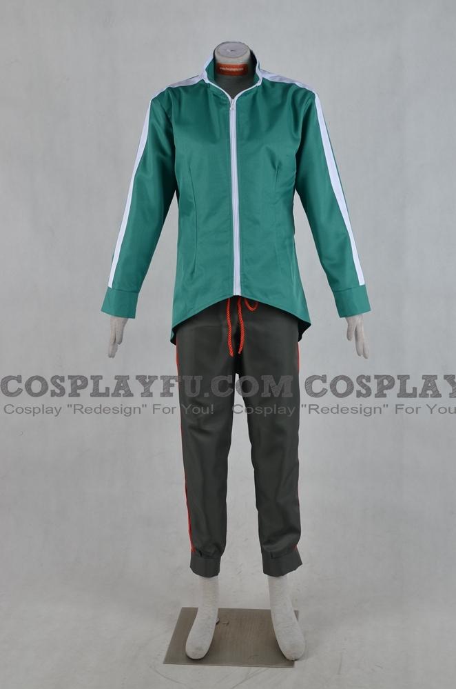 Yuuya Haibara Cosplay Costume from Danball Senki