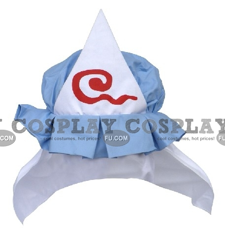 Yuyuko Hat from Touhou Project