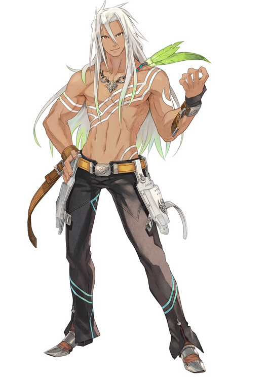 Zaveid Cosplay Costume from Tales of Zestiria