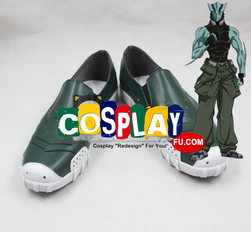 Zed Shoes (3626) from Blood Blockade Battlefront