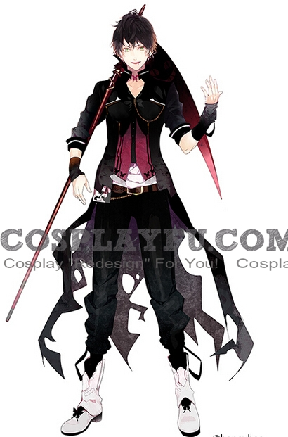 Zen Cosplay Costume from Re Birthday Song Koi wo Utau Shinigami