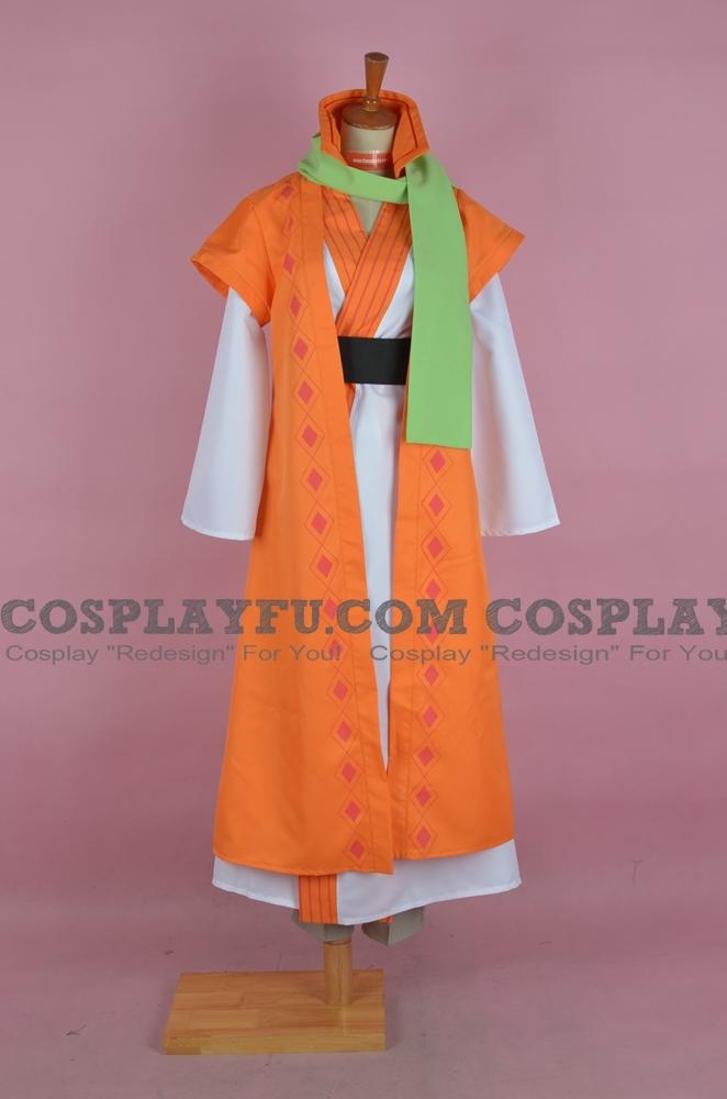 Zeno Cosplay Costume from Akatsuki no Yona