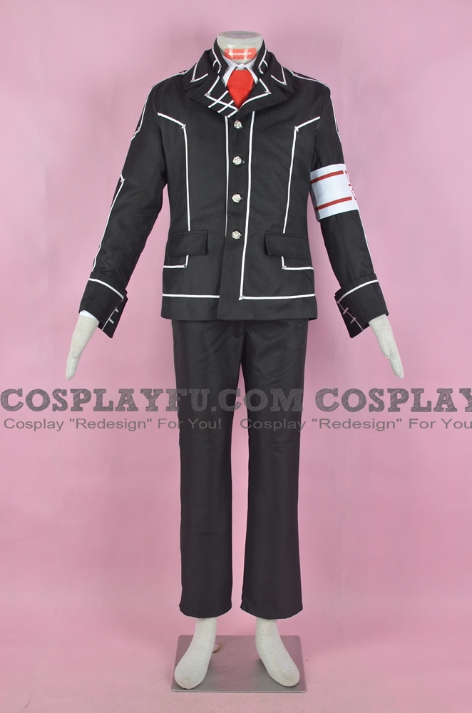 Zero Cosplay Costume from Vampire Knight