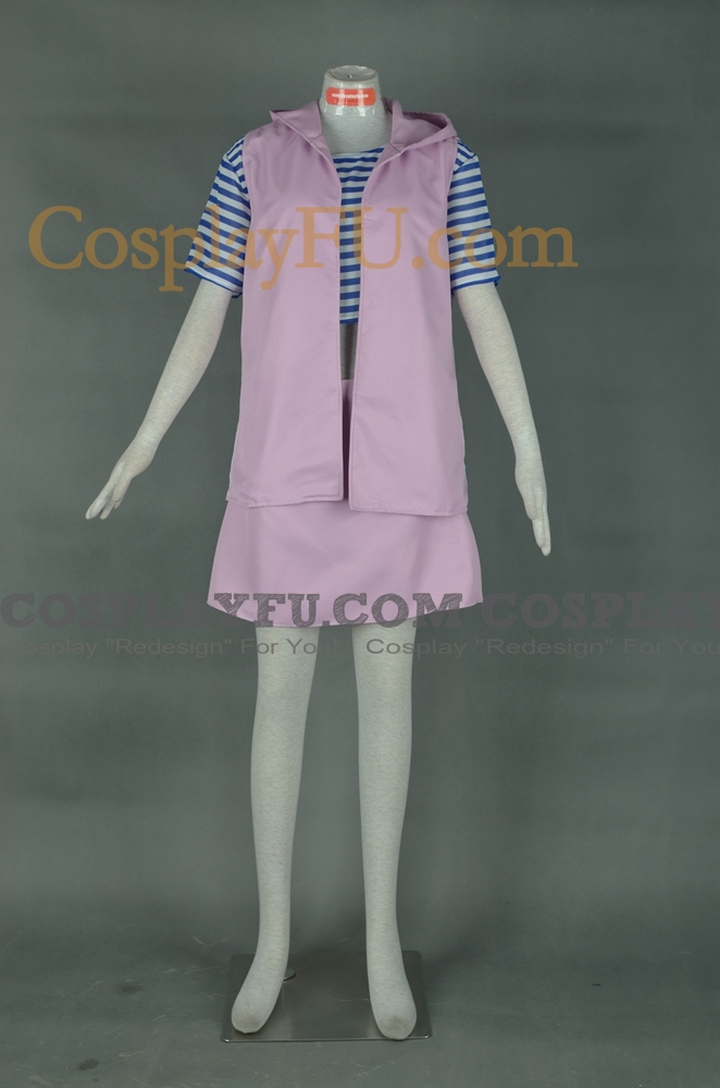 Zoe Cosplay Costume from Digimon Frontier