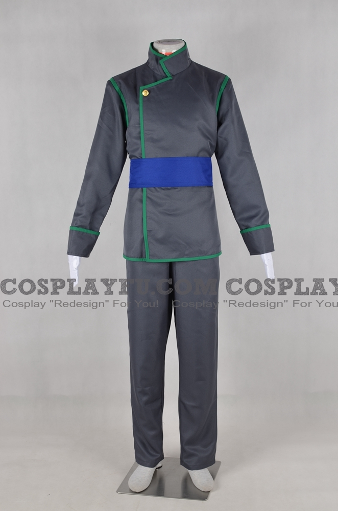 Zoisite Cosplay Costume from Sailor Moon