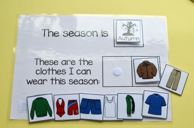 Grade 1,2 Science Earth Sciences Bundle Seasons and Weather