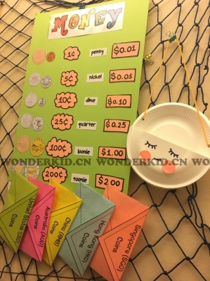 Grade 3 Math Money Activity