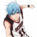 Kuroko Cosplay Costume (E162) from Kurokos Basketball