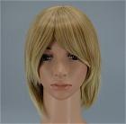 Blonde Wig (Short,Blonde,Ivan CF14)
