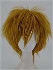 Blonde Wig (Short,Spike,Matthew CF01)