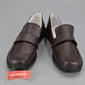 Costume Shoes (Dark Brown B537)