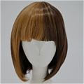 Brown Wig (Mixed,Short,Lolita)