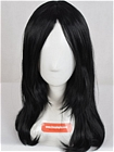Black Wig (Medium,Curly,M08)