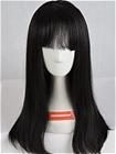 Black Wig (Medium,Straight,Z02)