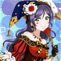 Nozomi Wig (Curly) from Love Live