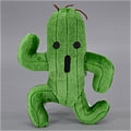Cactuar Plush from Final Fantasy