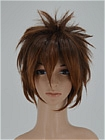 Brown Wig (Short,Spike CF01)