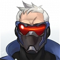 Soldier 76 Wig from Overwatch