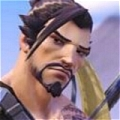 Hanzo Wig from Overwatch