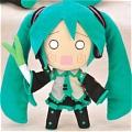 Miku Plush from Vocaloid