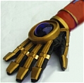 Explorer Ezreal Gloves from League of Legends