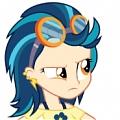 Indigo Googles from My Little Pony