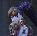 Widowmaker Wig from Overwatch