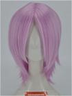 Purple Wig (Short,Spike,CF03)