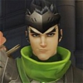 Genji Wig from Overwatch