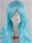Blue Wig (Wavy,Long,Vivi,CF18)