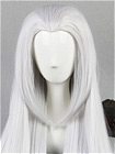 White Wig (Long, Straight, L26)