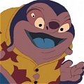 Jumba Cosplay Costume from Lilo and Stitch