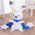 Miku Rabbit Plush (2017, with Scarf) from Vocaloid