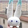Mikono Rabbit Plush from Genesis of Aquarion