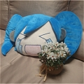 Takane Pillow Plush from Kagerou Project