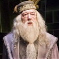 Albus Dumbledore Cosplay Costume from Harry Potter