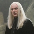 Lucius Cosplay Costume from Harry Potter